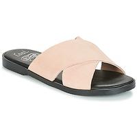 Cipők Női Papucsok Coolway ANDREA Rózsaszín / Bőrszínű