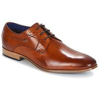 Cipők Férfi Oxford cipők Bugatti  Konyak