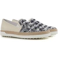 Cipők Női Rövid szárú edzőcipők Tod's XXW0TV0J970G450ZSO blu