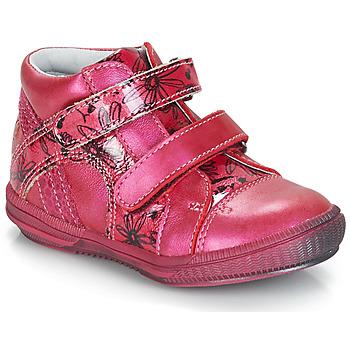 Cipők Lány Csizmák GBB ROXANE Rózsaszín