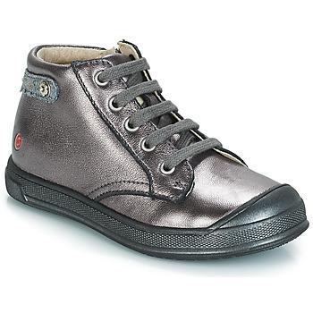 Cipők Lány Magas szárú edzőcipők GBB REGINE Lila
