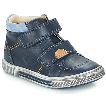 Cipők Fiú Csizmák GBB ROBERT Kék