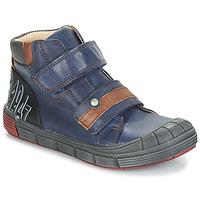 Cipők Fiú Csizmák GBB REMI Kék