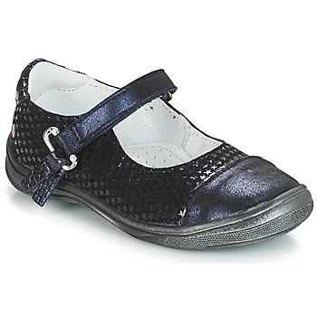 Cipők Lány Balerina cipők / babák GBB RIKA Vte / Tengerész