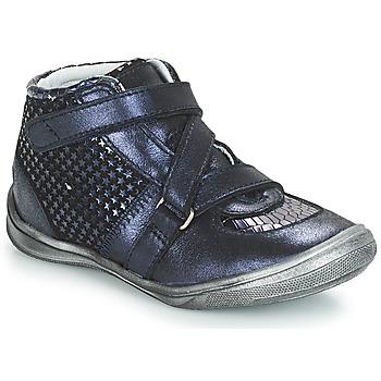 Cipők Lány Magas szárú edzőcipők GBB RIQUETTE Kék