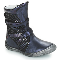 Cipők Lány Városi csizmák GBB ROSANA Kék