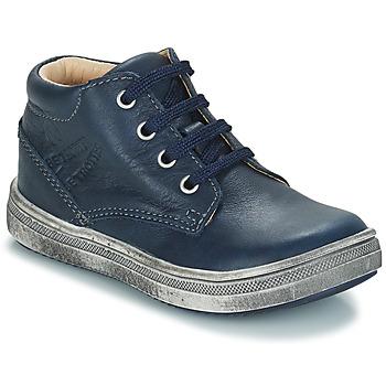 Cipők Fiú Csizmák GBB NINO Kék