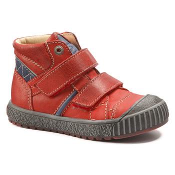 Cipők Fiú Csizmák Catimini RAIFORT Vte / Rózsaszín-tengerész kék / Dch / Linux