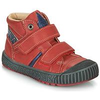 Cipők Fiú Csizmák Catimini RAIFORT Piros