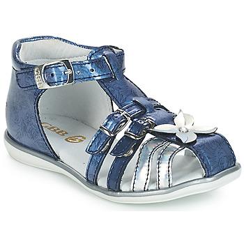 Cipők Lány Szandálok / Saruk GBB SHANICE Kék