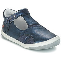 Cipők Lány Balerina cipők / babák GBB SHAKIRA Kék