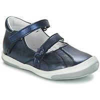 Cipők Lány Balerina cipők / babák GBB SYBILLE Kék