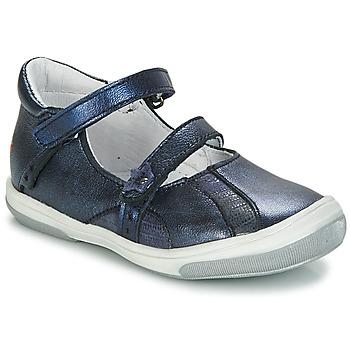 Cipők Lány Balerina cipők  GBB SYBILLE Kék