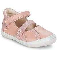 Cipők Lány Szandálok / Saruk GBB SYBILLE Rózsaszín