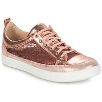 Cipők Lány Rövid szárú edzőcipők GBB ISIDORA Rózsaszín