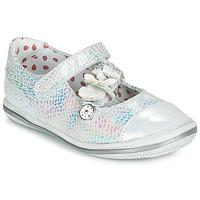 Cipők Lány Balerina cipők  Catimini STROPHAIRE Ezüst