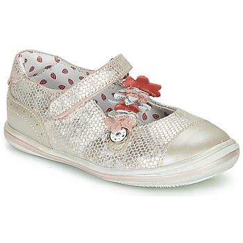 Cipők Lány Balerina cipők  Catimini STROPHAIRE Rózsaszín