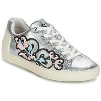 Cipők Női Rövid szárú edzőcipők Ash NAK BIS Ezüst