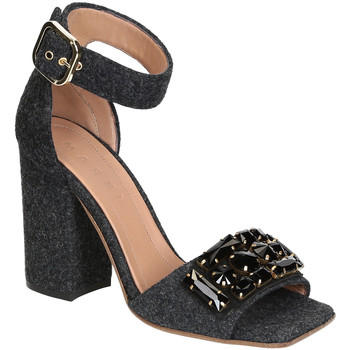 Cipők Női Szandálok / Saruk Marni SAMSV08C10 TW600 ZI768 Grigio scuro