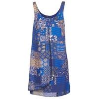 Ruhák Női Rövid ruhák Desigual OFFOELA Kék