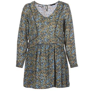 Ruhák Női Rövid ruhák Kaporal VERA Bézs / Sokszínű