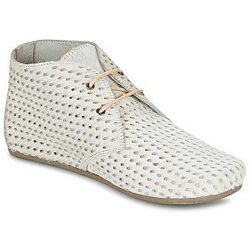 Cipők Női Csizmák Maruti GIMLET Fehér