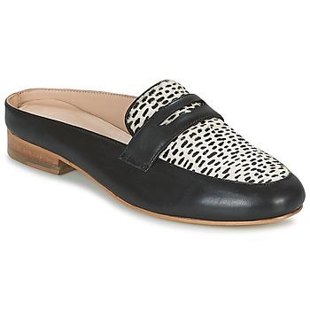 Cipők Női Klumpák Maruti BELIZ Fekete  / Fehér