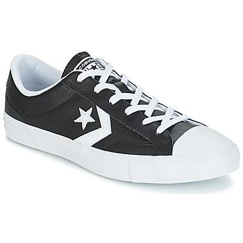 Cipők Férfi Rövid szárú edzőcipők Converse STAR PLAYER OX Fekete