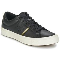 Cipők Rövid szárú edzőcipők Converse One Star Fekete