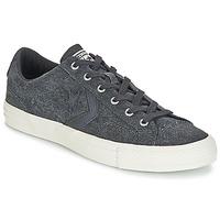 Cipők Férfi Rövid szárú edzőcipők Converse Star Player Ox Fashion Textile Szürke
