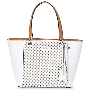 Táskák Női Bevásárló szatyrok / Bevásárló táskák Guess KAMRYN TOTE Fehér