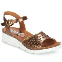 Cipők Női Szandálok / Saruk Felmini BRONZINO Bronz