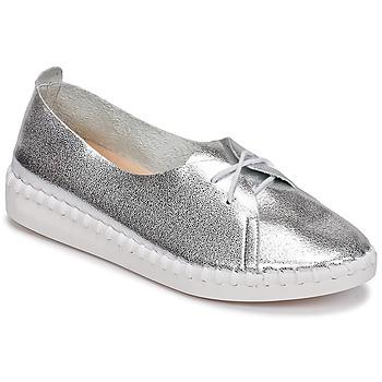 Cipők Női Oxford cipők LPB Shoes DEMY Ezüst