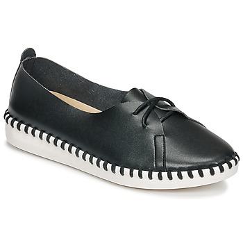 Cipők Női Oxford cipők Les Petites Bombes DEMY Fekete
