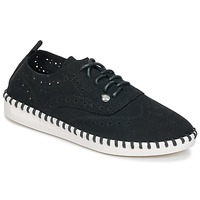 Cipők Női Oxford cipők LPB Shoes DIVA Fekete