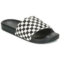 Cipők Férfi strandpapucsok Vans MN SLIDE-ON Fekete