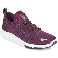 Cipők Női Rövid szárú edzőcipők Polo Ralph Lauren TRAIN 200 Lila