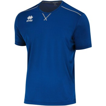 Ruhák Férfi Rövid ujjú pólók Errea Maillot  Everton bleu