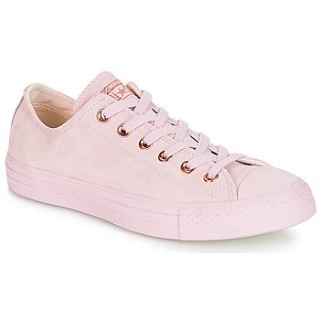 Cipők Női Rövid szárú edzőcipők Converse Chuck Taylor All Star-Ox Rózsaszín