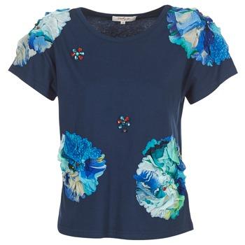 Ruhák Női Rövid ujjú pólók Derhy BANGKOK Tengerész