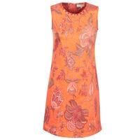 Ruhák Női Rövid ruhák Derhy ANTILLAIGAN Narancssárga