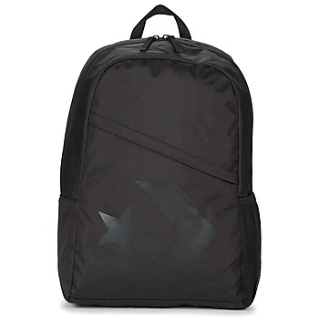 Táskák Hátitáskák Converse SPEED BACKPACK STAR CHEVRON Fekete