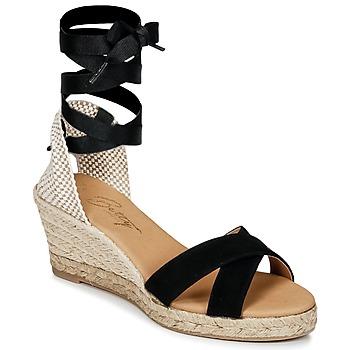 Cipők Női Szandálok / Saruk Betty London IDILE Fekete