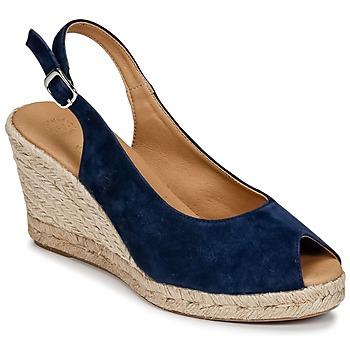 Cipők Női Szandálok / Saruk Betty London INANI Tengerész