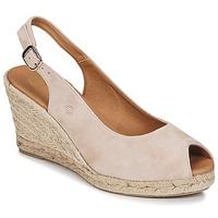 Cipők Női Szandálok / Saruk Betty London INANI Rózsaszín / Tiszta