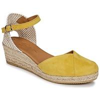 Cipők Női Szandálok / Saruk Betty London INONO Citromsárga