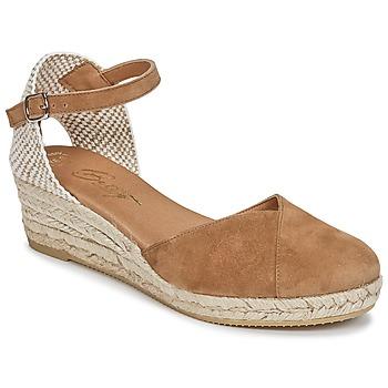 Cipők Női Szandálok / Saruk Betty London INONO Teve