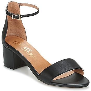 Cipők Női Szandálok / Saruk Betty London INNAMATA Fekete