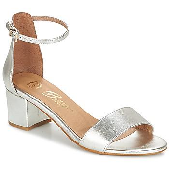 Cipők Női Szandálok / Saruk Betty London INNAMATA Ezüst