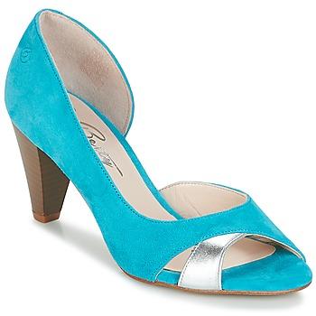 Cipők Női Szandálok / Saruk Betty London IMIMI Kék